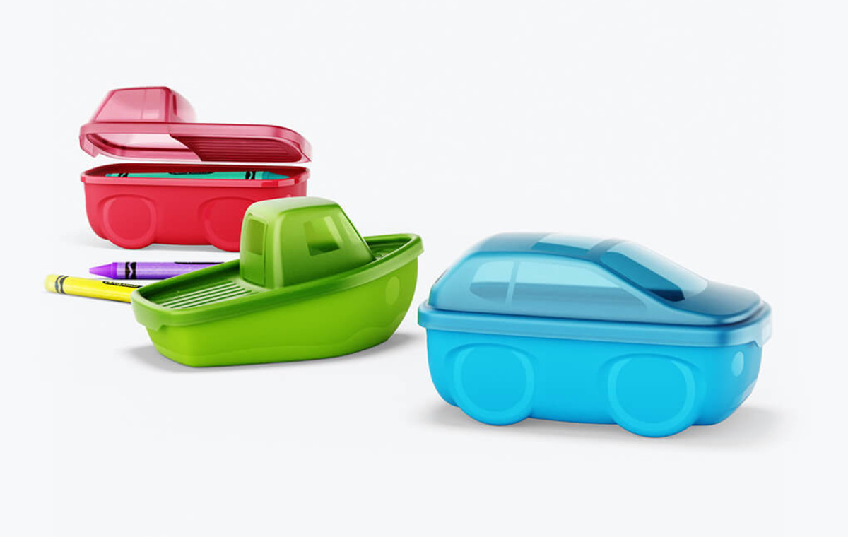 On-the-Go Snack Containers