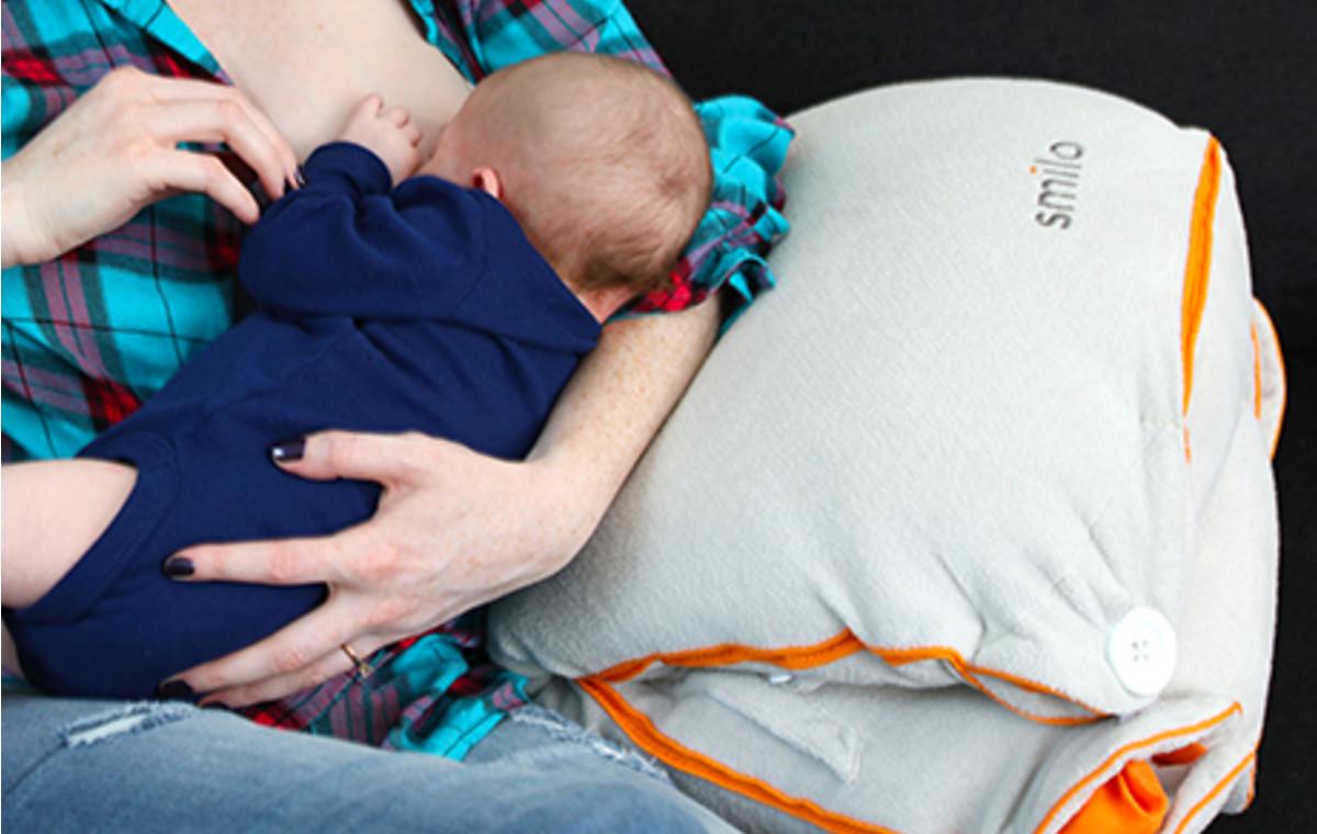 The Monarch Pregnancy & Nursing Pillow