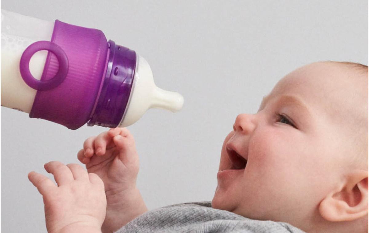 The Fuss-Free Bottle
